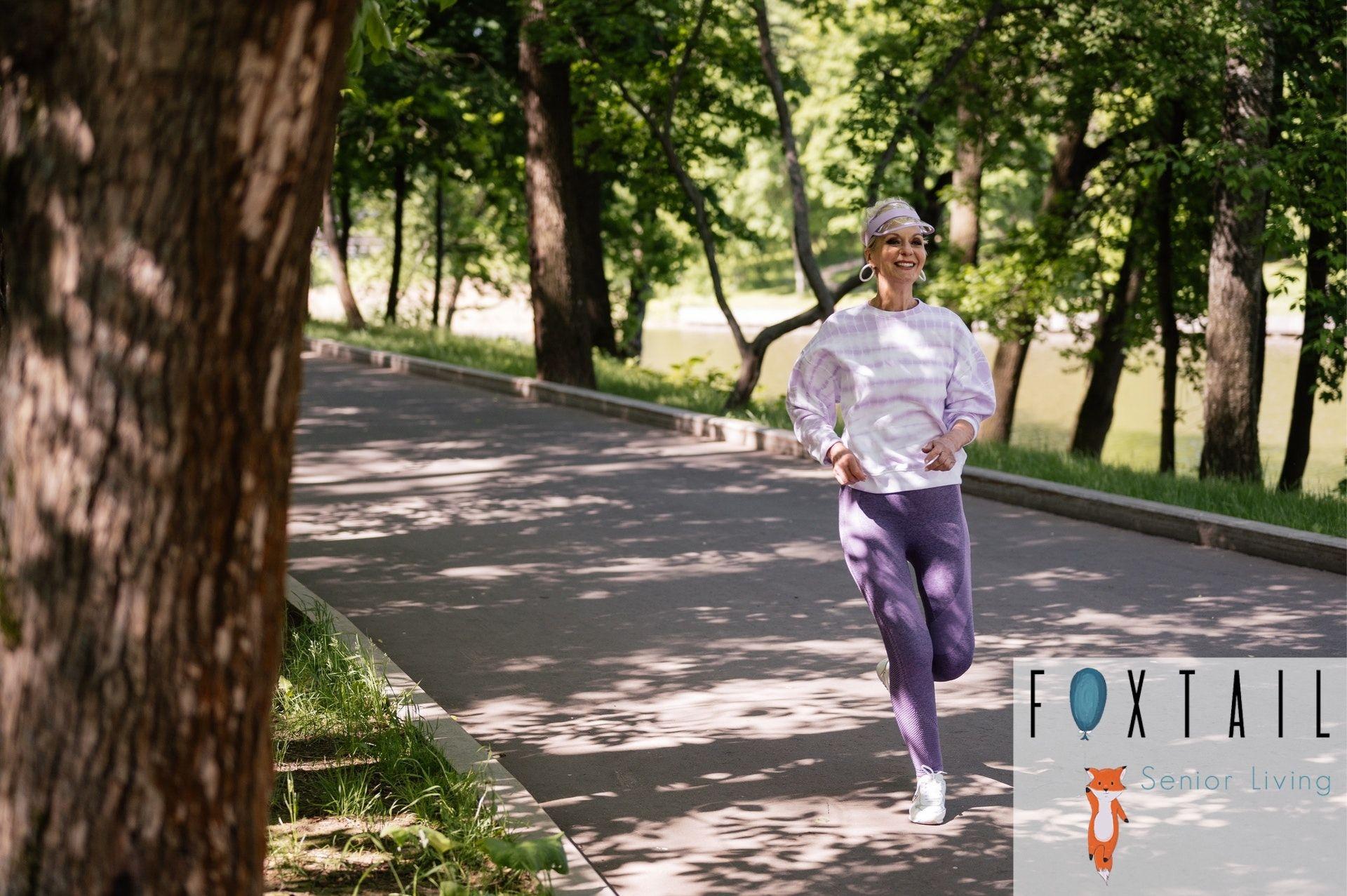 4 Rewarding Types Of Exercise For Seniors